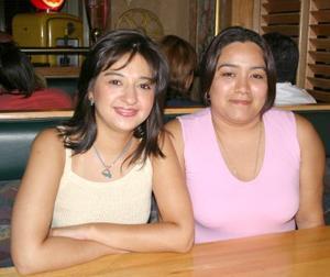 <u><i> 13 de Agosto </u></i><p>  Rocío A. Rodríguez y Farrah I. Hernández.