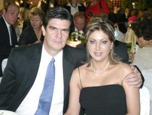 José A. Pérez Hernández y María Luisa Berrueto de Pérez.
