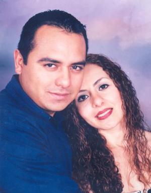 Antonio García y Gabriela Sánchez.