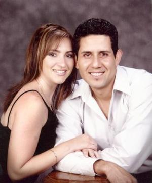 Beatriz Villegas y Felipe Ceniceros.