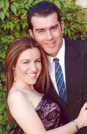 Montserrat Casán sandoval y Jesús Saracho Pérez.