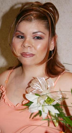 Gabriela Campero Macías.