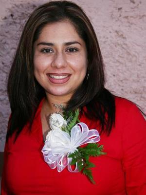 <u><i> 15 de Agosto </u></i><p>  Gloria Elizabeth Méndez Rangel, captada en su despedida de soltera.