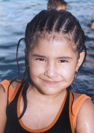 Nadia Elizabeth Ramírez celebró su sexto cumpleaños, con un divertido convivio.