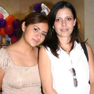 Berenice Vela y Anna Mónica Rubio.