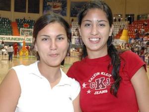 Belinda y Sofía Rodríguez.
