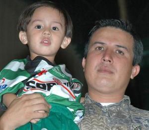 Juan José Bernal y Juan José Bernal Caballero.