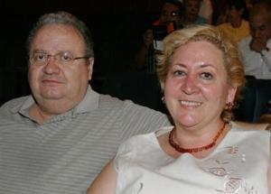 Fernando y Rita González.