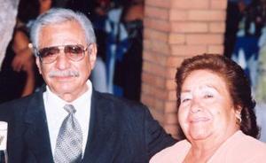 Jaime Rodríguez Levy y Susana P. de Rodríguez.