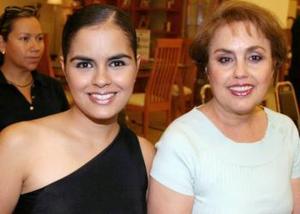 Norma de Lavín y Norma de Duarte.