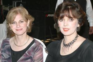 <u><i> 19 de Agosto </u></i><p>  Patricia Jiménez y Lilia Mónica de Román