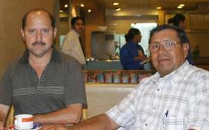 Juan Reyes y Damián Reyes Sánchez
