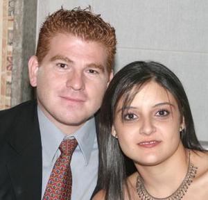 Francisco Contreras y Karina Kort