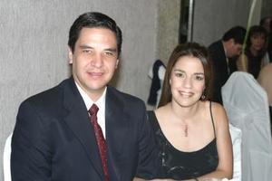 <u><i> 19 Agosto de 2004 </u></i><p>  Vicente Vivó y Ana de Vivó