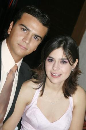 Jorge Ríos Santelices y Carol Posada Morales.