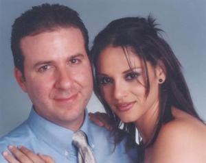 Mario Garza Garza y Alejandra Orozco Diosdado.