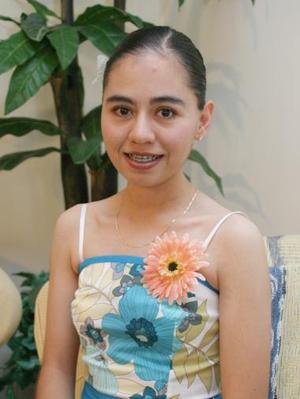 <u><i> 21 de Agosto </u></i><p>  Soraya Rodríguez Román fue despedida de su soltería, con motivo de su próxima boda.
