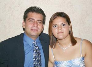 José Antonio Guerrero Félix y Alejandra Flores de Guerrero.