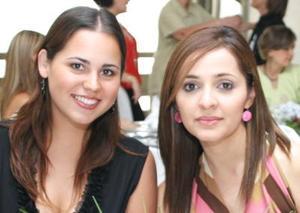 Any Ochoa y Alina Yein.