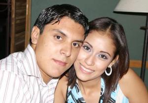 Jaime Vasquéz y Laura Colmenero.