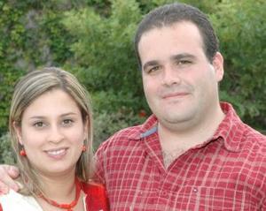 <u><i> 24 Agosto de 2004 </u></i><p>   Selina y José Martín Pérez.