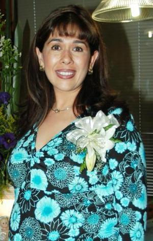 <u><i> 26 de Agosto </i></u><p>  Nidida Arlet Becerrel de Smaniego recibió sinceras felicitaciones.