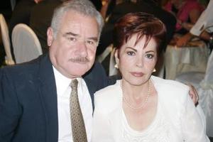 Rafael y Sonia Revuelta.