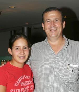 Jorge Murra y Yolanda Murra.