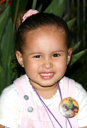 <u><i> 29 de Agosto</u></i><p>  Luly Quintero Guerra, en pasado festejo infantil.