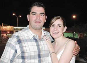 Héctor y Lilia Mortera