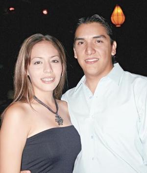 Gilda Moraes y Tony Dávila