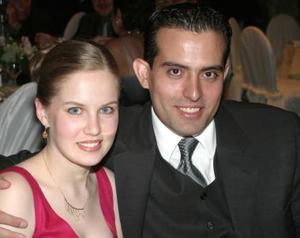<u><i> 31 Agosto de 2004 </u></i><p>  Juan José Iparrea y Michelle Eng