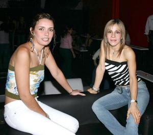 Luz Elena Ramos y Luz María Echávez