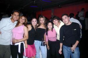 Violeta Atilano, Pierre Siller, Edra Yamile, Eunice de la Bara, Aldo Favela y Brenda Campos.