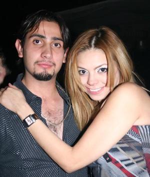 Iván Álvarez Siska y Kathya Arredondo