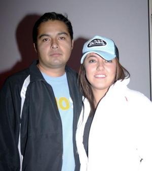 José A. Ruiz y Brenda Rivera