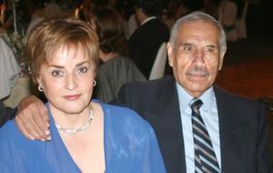 Rigo y Sandra Soto.