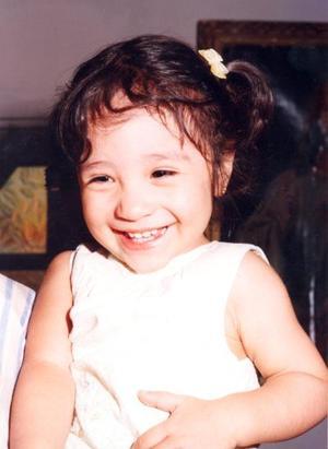 Alexa Ávila Ramírez cumplió dos años de vida y los festeó con un divertido convivio infantil que le organizaron sus papás, Omar Ávila y Lupita Ramírez.