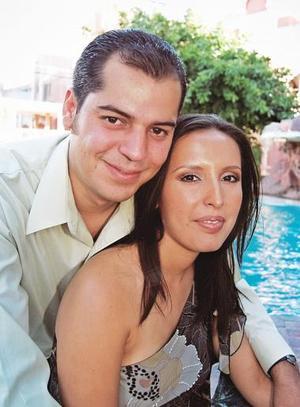 Érik Carrillo Acevedo y Perla Valeria Ayala Alanís.