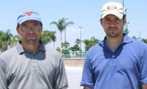 Francisco  Alburqueque, Rogelio Gaitán y Gustavo Yáñez..jpg