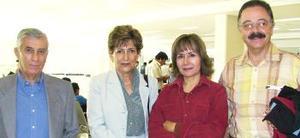 Eduardo Zermeño y María Luisa de la Rosa