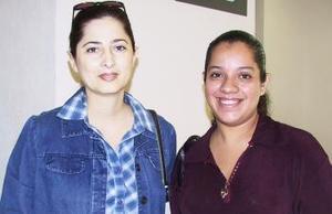 <u><i> 06 de Septiembre de 2004</u></i><p>   Lizeth Girón viajó a la Ciudad de México y fue despedida por Margarita García.