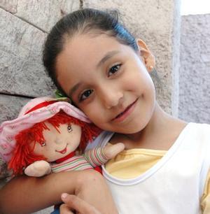 Gabriela Anahí Castillo cumplió siete años de vida y los festejó con un divertido convivio.