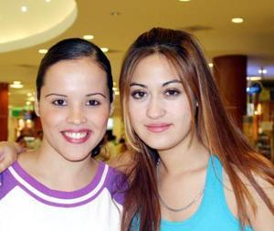 <u><i> 07 de Septiembre de 2004</u></i><p>  Julieta y shery Hernández.