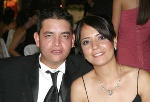 Fernando Silva y Blanca Hermosa Ramírez.
