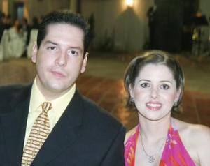 Gabriel Gómez y Keta Gómez.