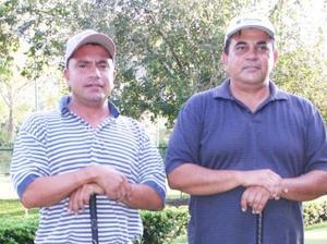 Carlos y Gabriel Martínez Chávez.