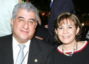 <u><i> 10 de Septiembre de 2004</u></i><p>  Rafael y Laura Díaz.