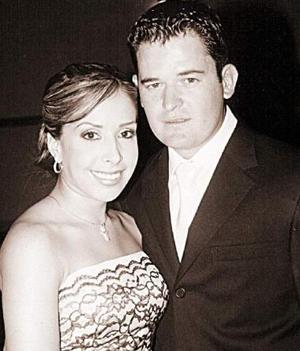 Mauricio Albéniz Múzquiz y Alejandra Castañeda Rojas.