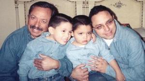<u><i> 12 de Septimbre de 2004</u></i><p>   Raúl Ibáñez C. , Raúl Ibáñez M. y Alberto y Mauricio Juárez Ibáñez.